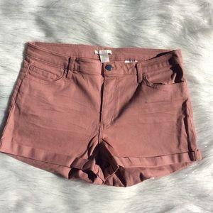 Pants - Vintage pink - Short